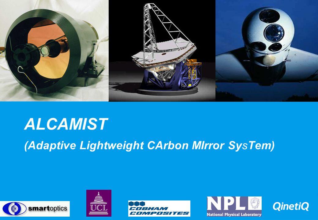 ALCAMIST (Adaptive Lightweight CArbon MIrror SysTem)