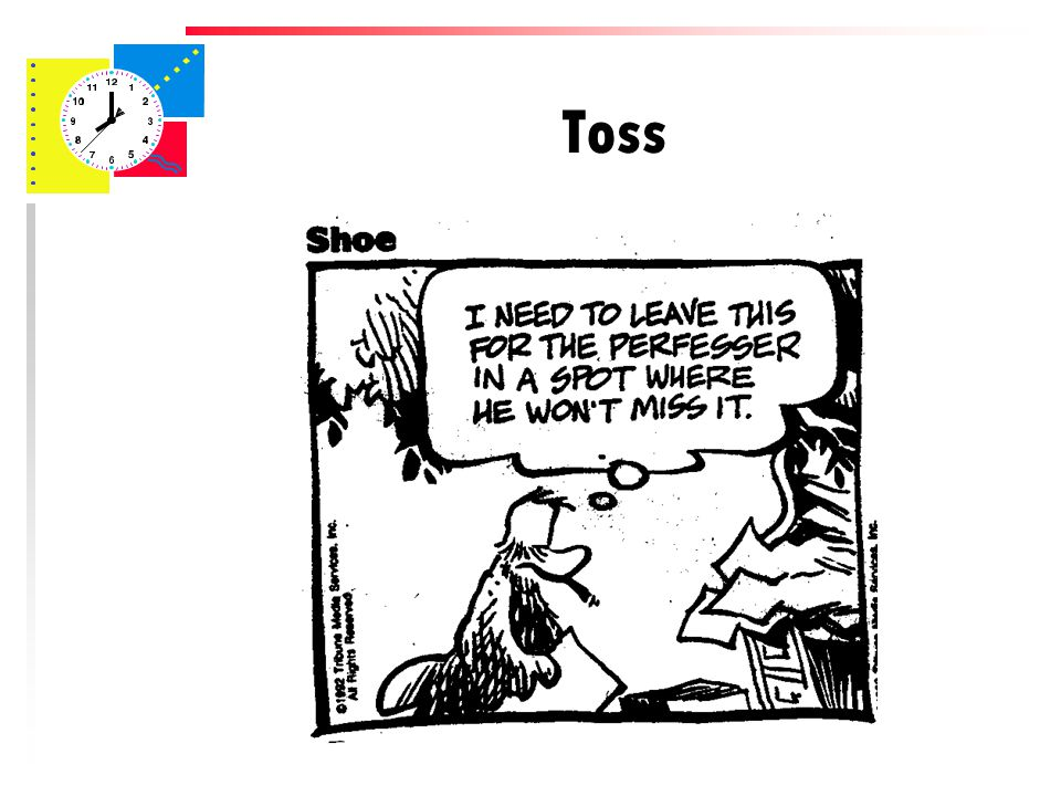 u Toss The TRAF System Man's best friend, aside from the dog, is the wastebasket Business Week