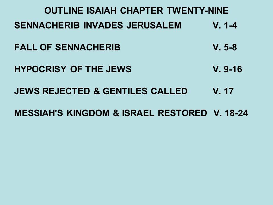 READ:ISAIAH 29:1-2 WOE TO JERUSALEM 1 Woe to Ariel, to Ariel, the city where David dwelt.