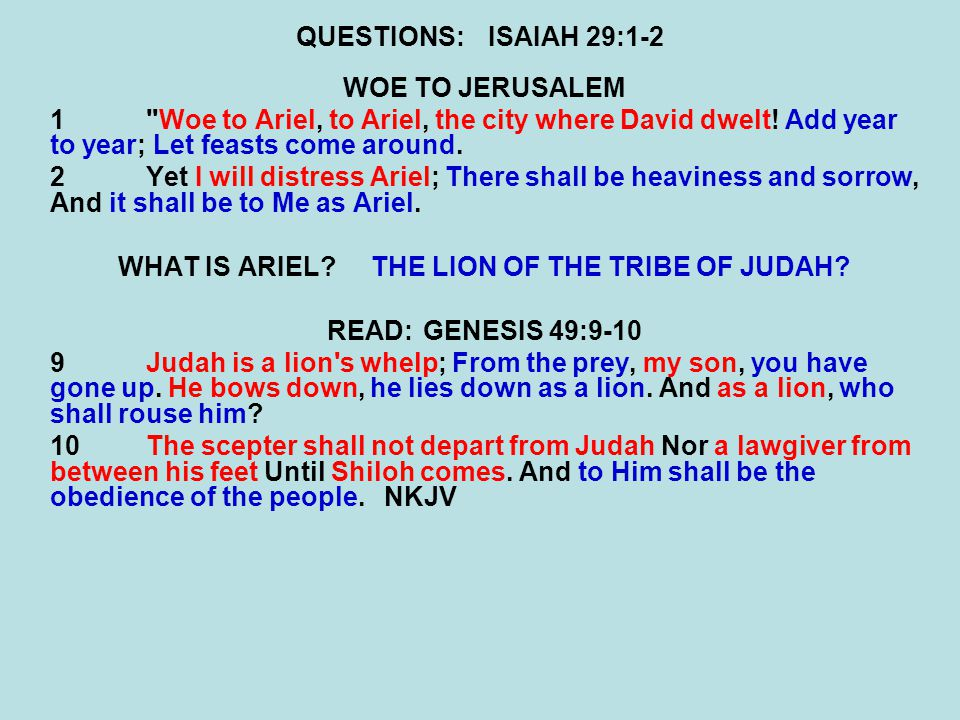 READ:ISAIAH 29:15-16 15Woe to those who seek deep to hide their counsel far from the LORD, And their works are in the dark; They say, Who sees us? and, Who knows us? 16Surely you have things turned around.