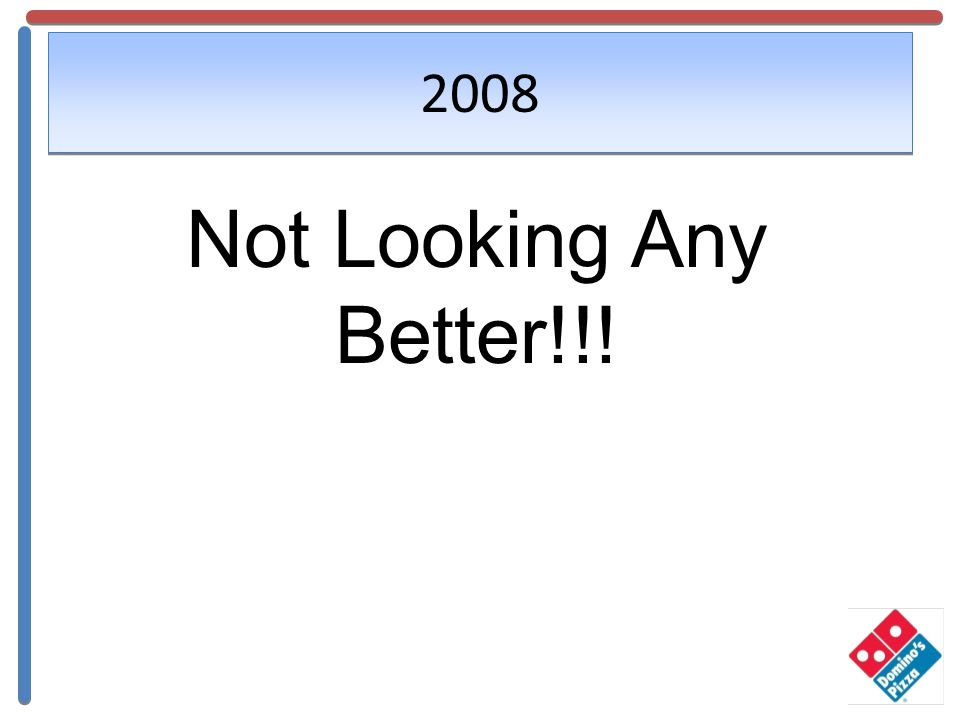 2008 Not Looking Any Better!!!