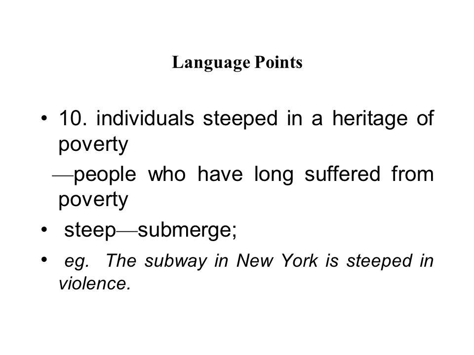 Language Points 10.