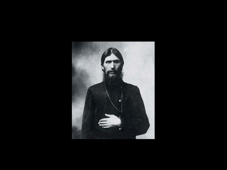 Rasputin's influence Because Rasputin was rude and obnoxious, he did not make many friends.