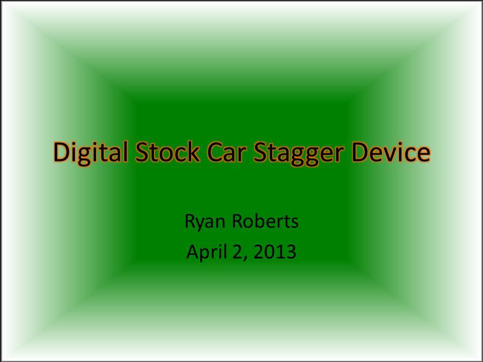 Ryan Roberts April 2, 2013