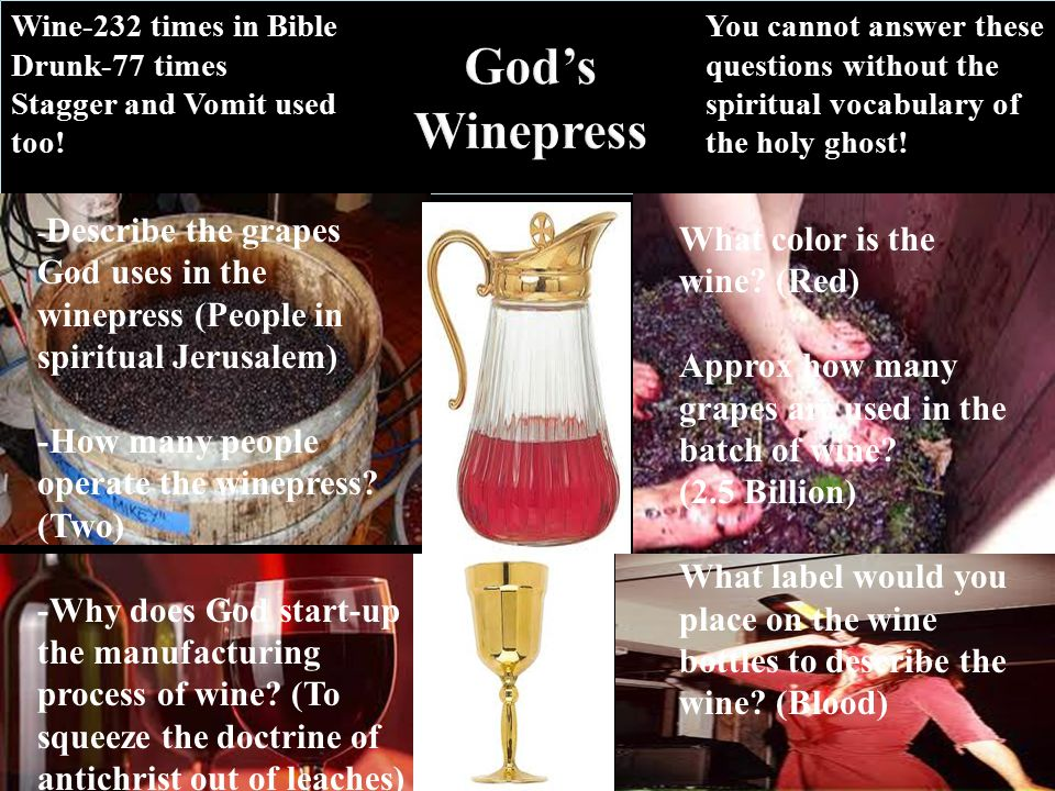 Gen 3:6, Song 2:5 Eccl 10:20 TermSpiritual MeaningReference BloodWord of God 1 John 1:7 1 John 1:7 But if wee walke in the light, as he is in the light, wee haue fellowship one with another, and the blood of Iesus Christ his Sonne clenseth vs from all sinne.