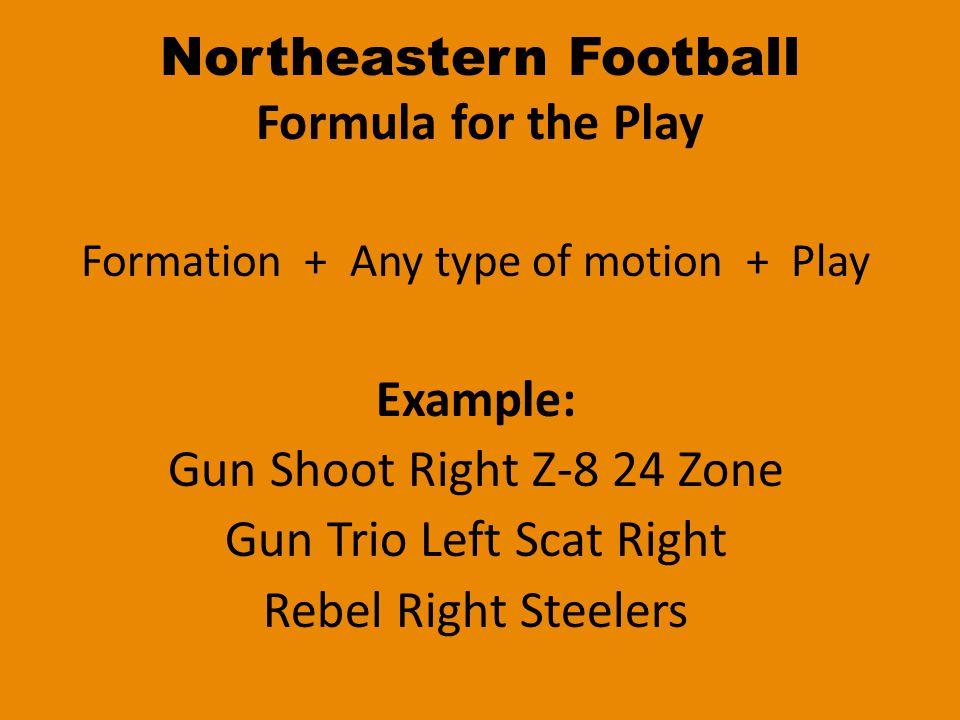 Trio/Shoot Right 24 Zone vs. 4-4 T G C G T Y E T T E B B B B