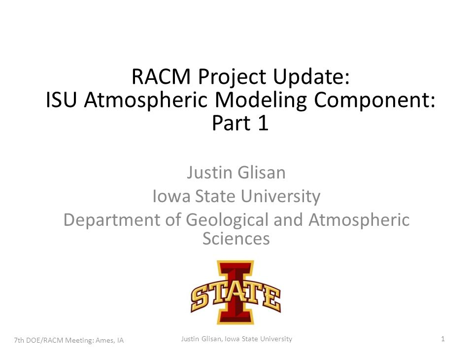 Presentation Outline Update since Boulder Research Methodology and Development North American Observational Study Proposed PAW Simulations – PAW CORDEX Ensemble Simulation – PAW RACM Spectral Nudging Model Validation and Analysis Some results