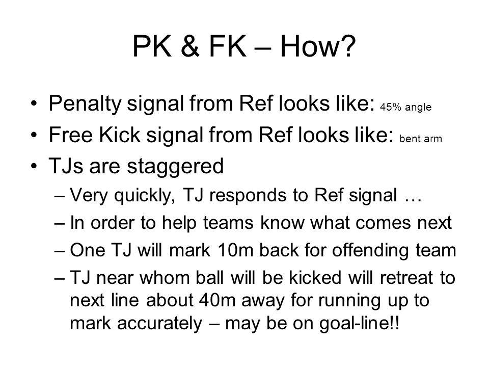 PK & FK – How.