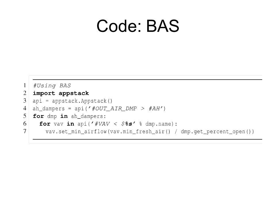 Code: BAS