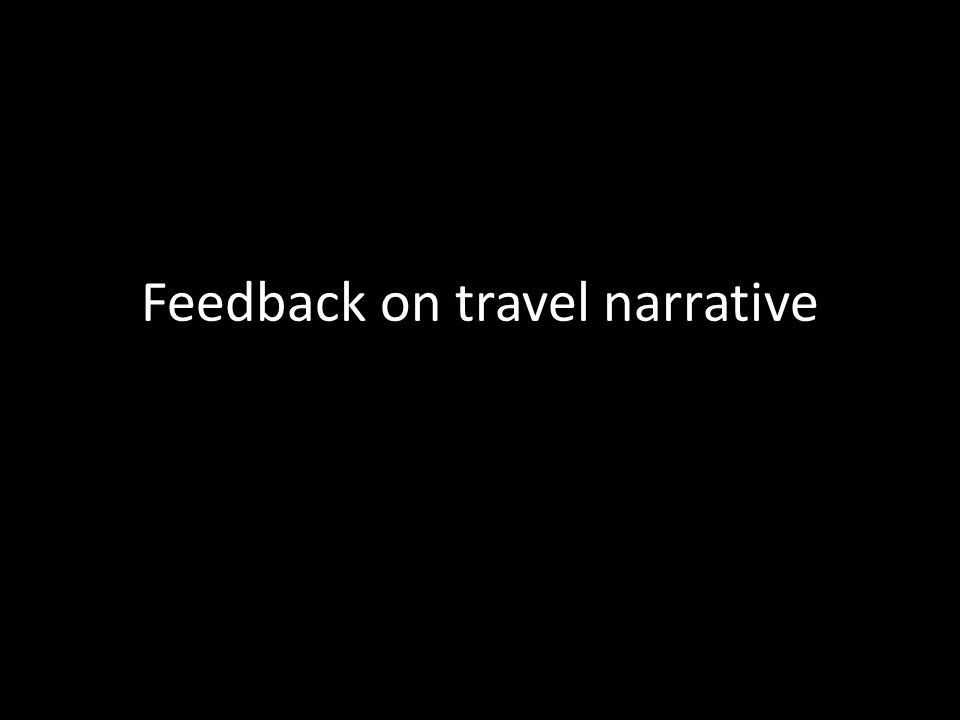 Rationale Paragraph 1 Start by giving a brief overview of your narrative: where does the story take place, what is it about Then describe your intended audience(s) and purpose(s) Where would your narrative be published.