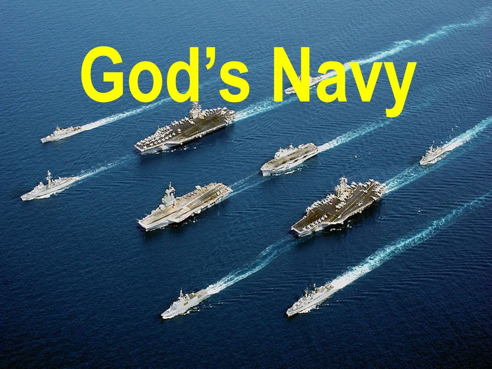 God's Navy In The Sea of Life
