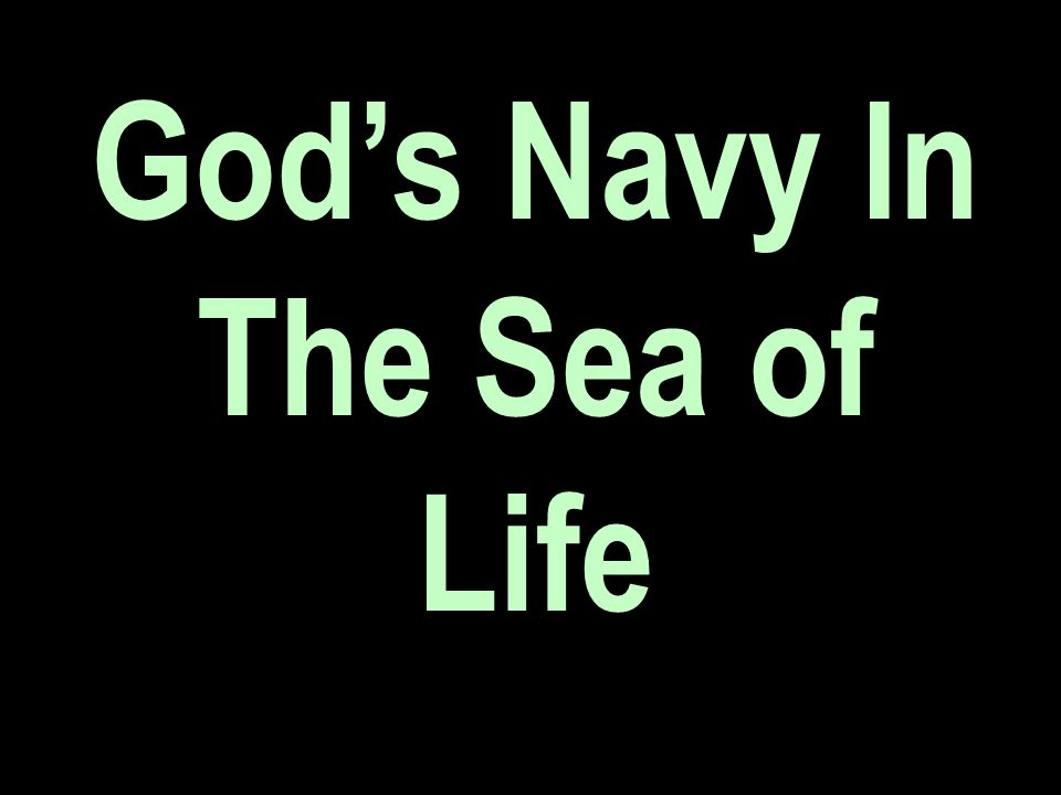 Psal 107:23-32 They that go down to the sea in ships, that do business in great waters; 24 These see the works of the LORD, and his wonders in the deep.
