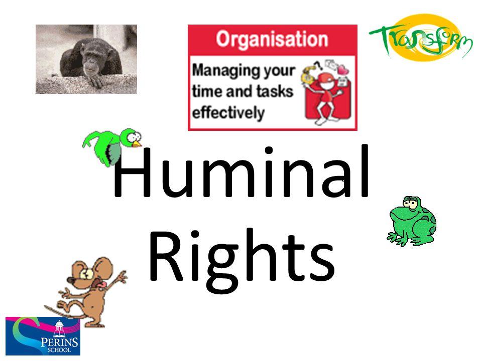 Huminal Rights