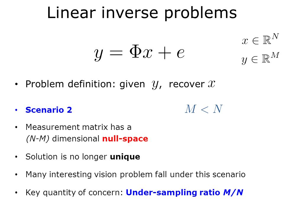 Dictionary learning Non-convex constraint Bilinear in D and S