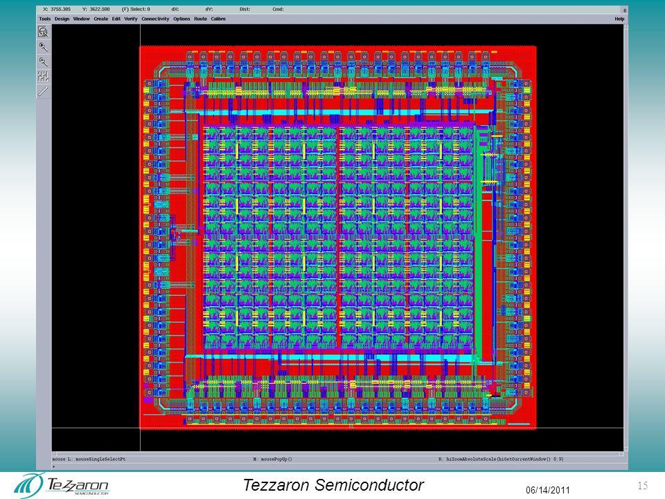 Tezzaron Semiconductor 06/14/2011 15