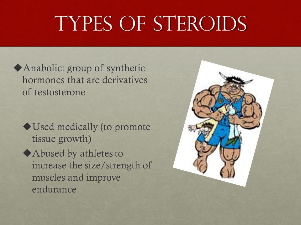 What are Steroids.
