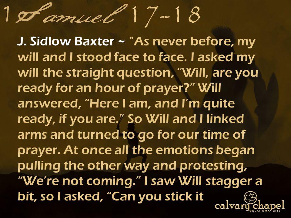 17-18 J. Sidlow Baxter ~