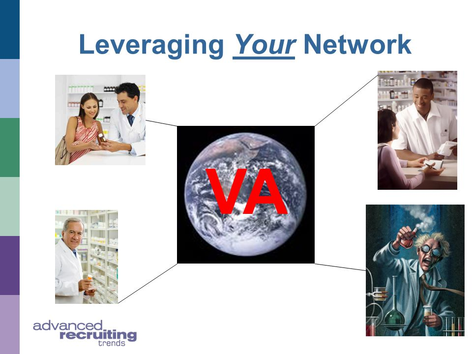 Leveraging Your Network 44 VA