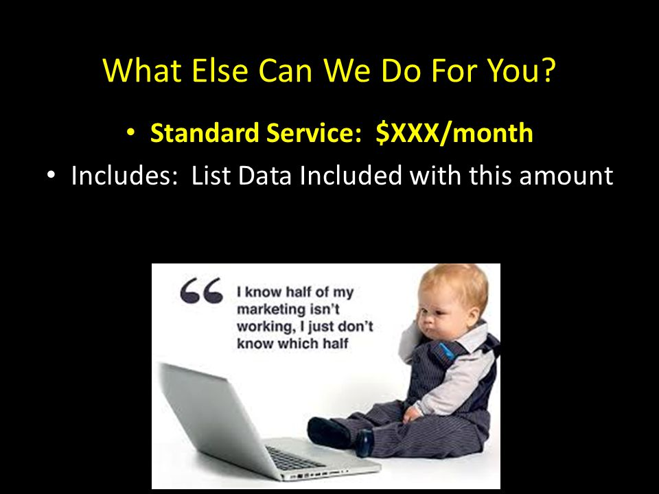 What's The Cost? Starting At: $197/month Includes: Text Alert Feature, Missed Call Report Listing Missed Calls By The Hour, The Day & The Week