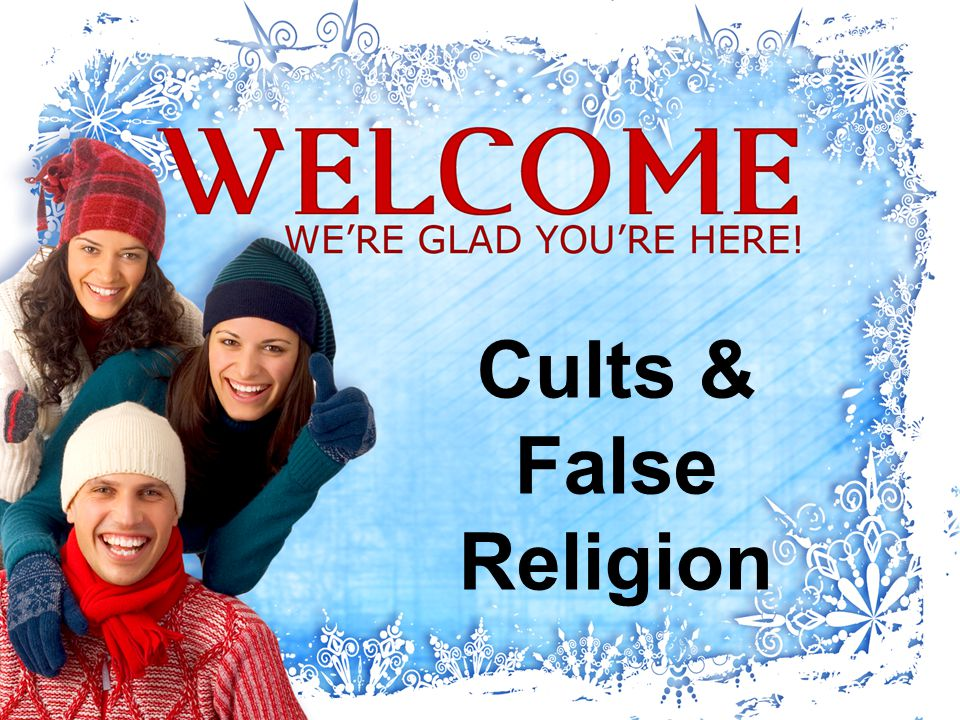 Cults & False Religion