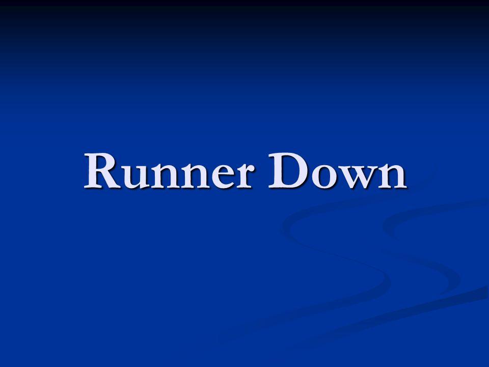 Runner Down