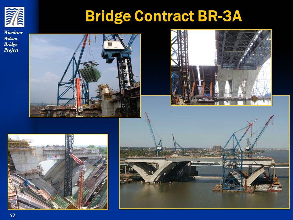 52 Woodrow Wilson Bridge Project Bridge Contract BR-3A