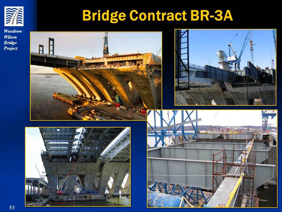 53 Woodrow Wilson Bridge Project Bridge Contract BR-3A