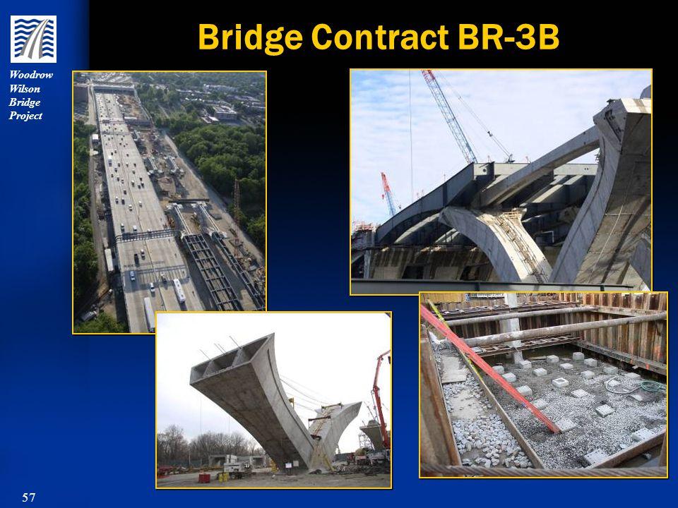 57 Woodrow Wilson Bridge Project Bridge Contract BR-3B