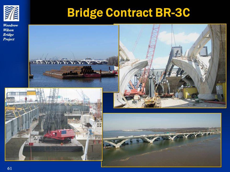 61 Woodrow Wilson Bridge Project Bridge Contract BR-3C