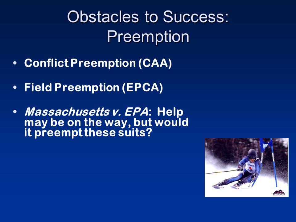 Massachusetts v.EPA: Friend or Foe to Public Nuisance Cases.