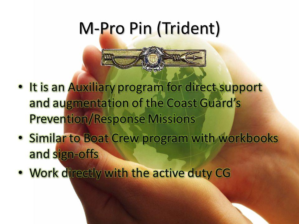 M-Pro Pin (Trident)