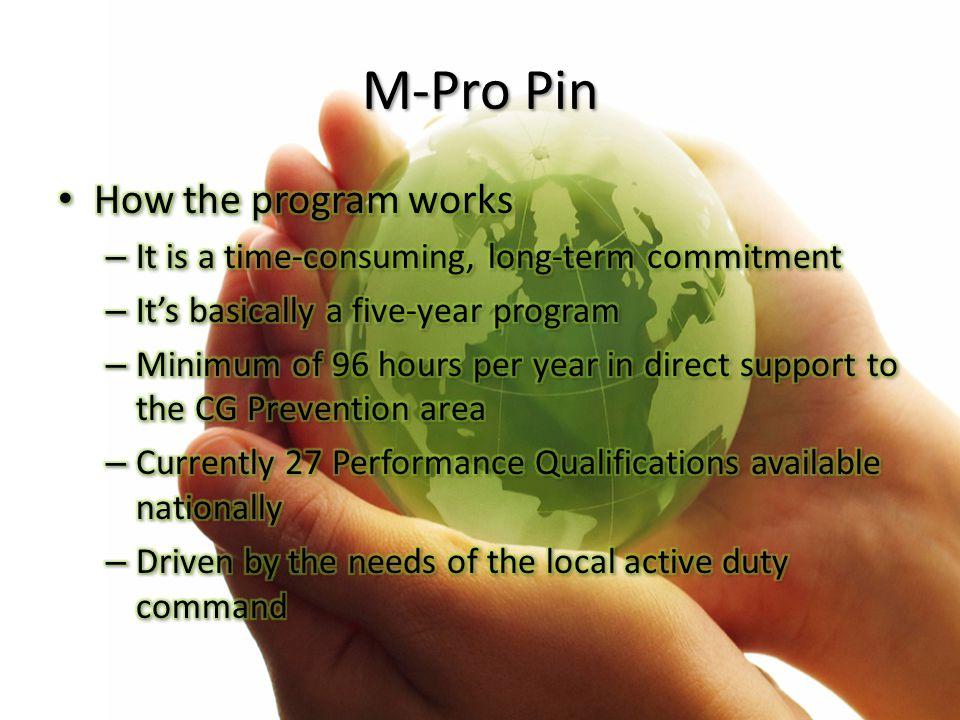M-Pro Pin