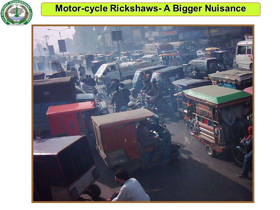 Two Stroke Vehicles Major source of Vehicular Air Pollution.