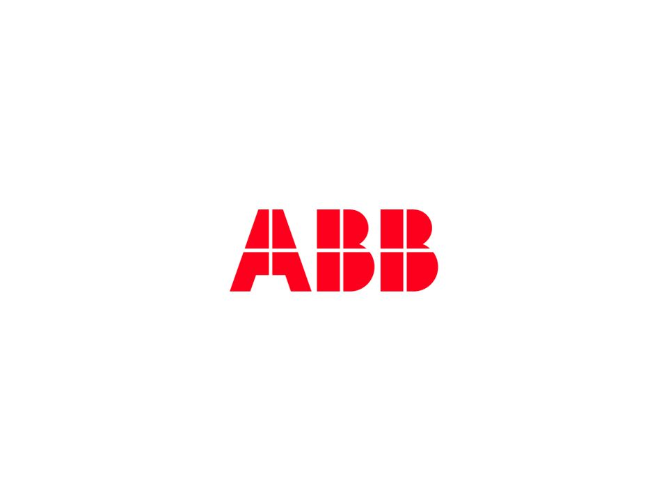 © ABB SACE - 02-04 - 34