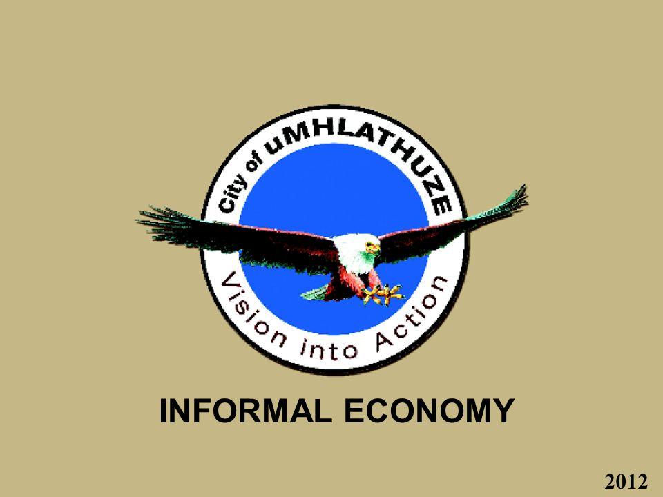 INFORMAL ECONOMY 2012