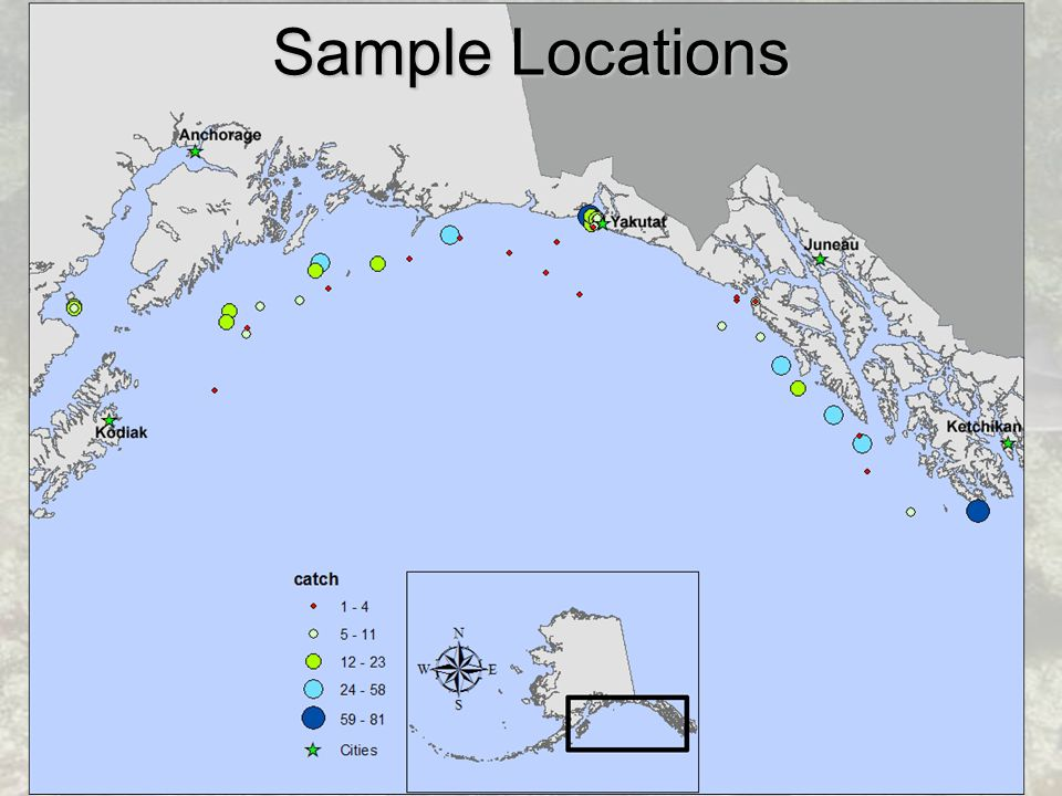 Sample Locations