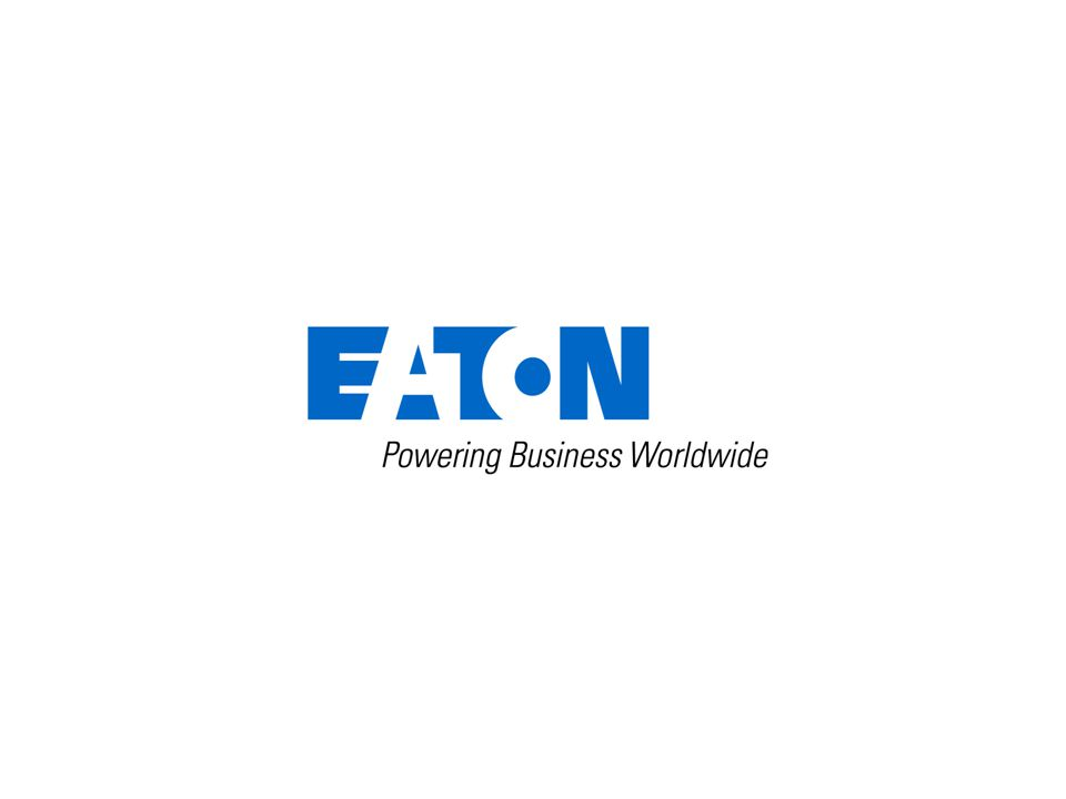 11 © 2011 Eaton Corporation. All rights reserved.