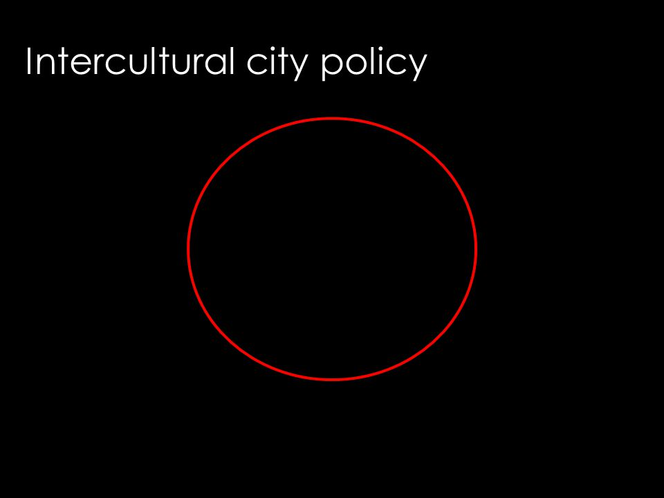 Intercultural city policy