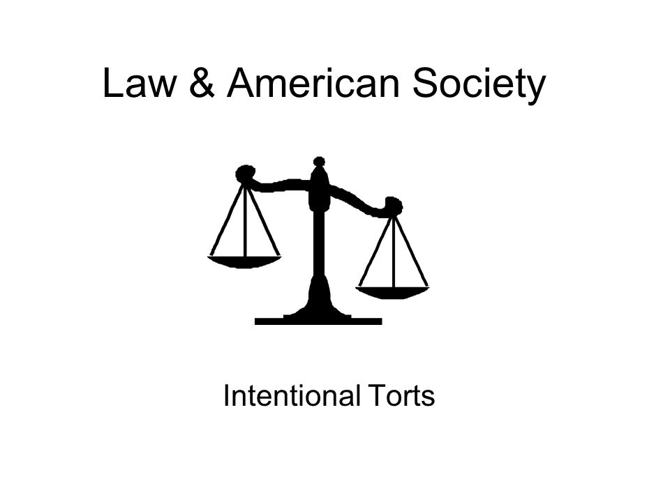 REVIEW from the loooong break What is civil law? What are the three components? What is a tort?