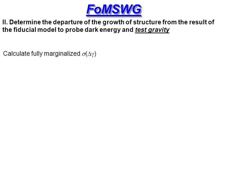 FoMSWGFoMSWG II.