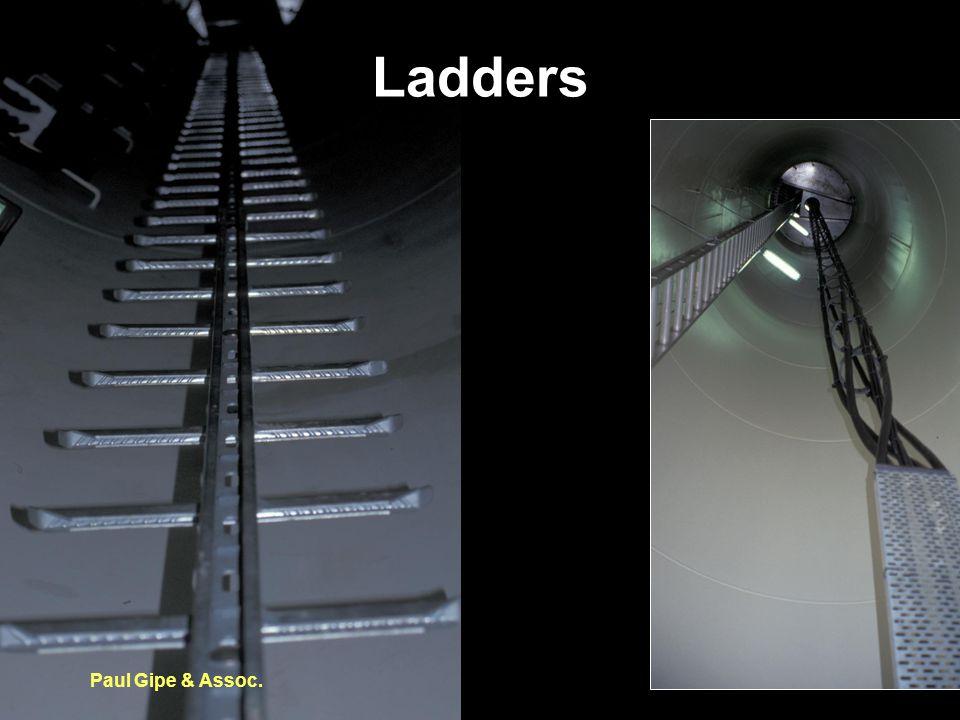 Ladders Paul Gipe & Assoc.