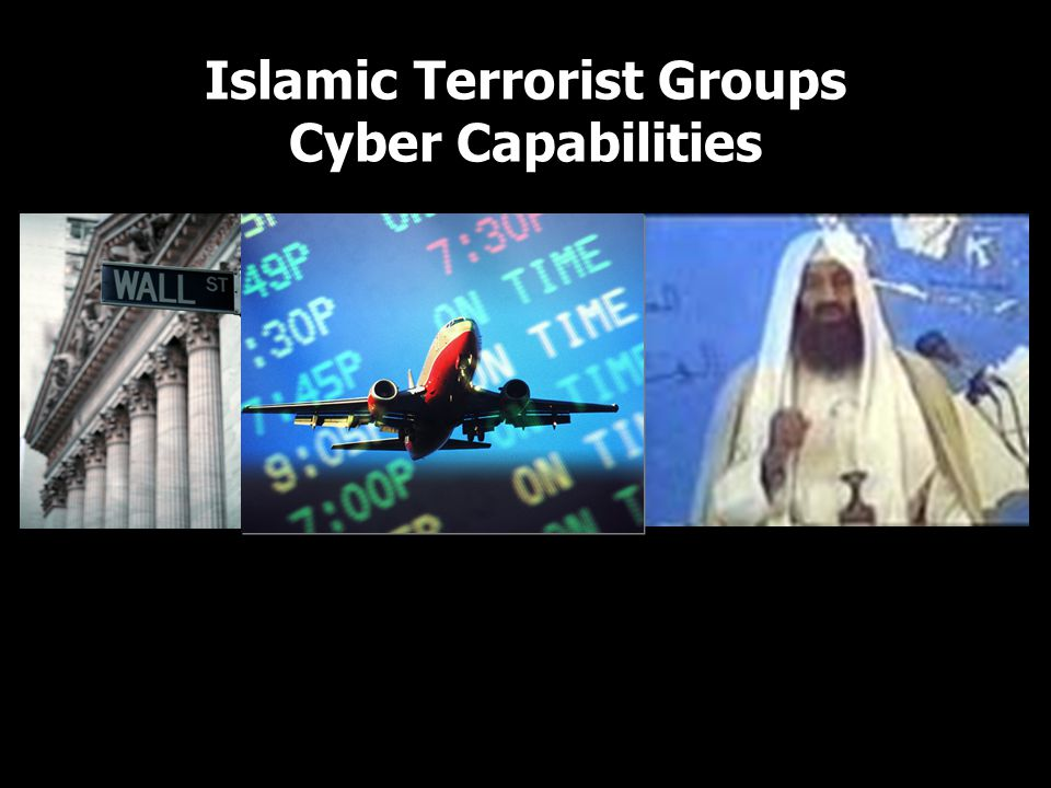 Islamic Terrorist Groups Cyber Capabilities