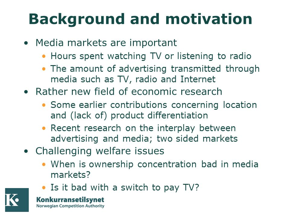 04-10-05 3.The financing of media firms Could pay-TV be better than advertising-financed TV.