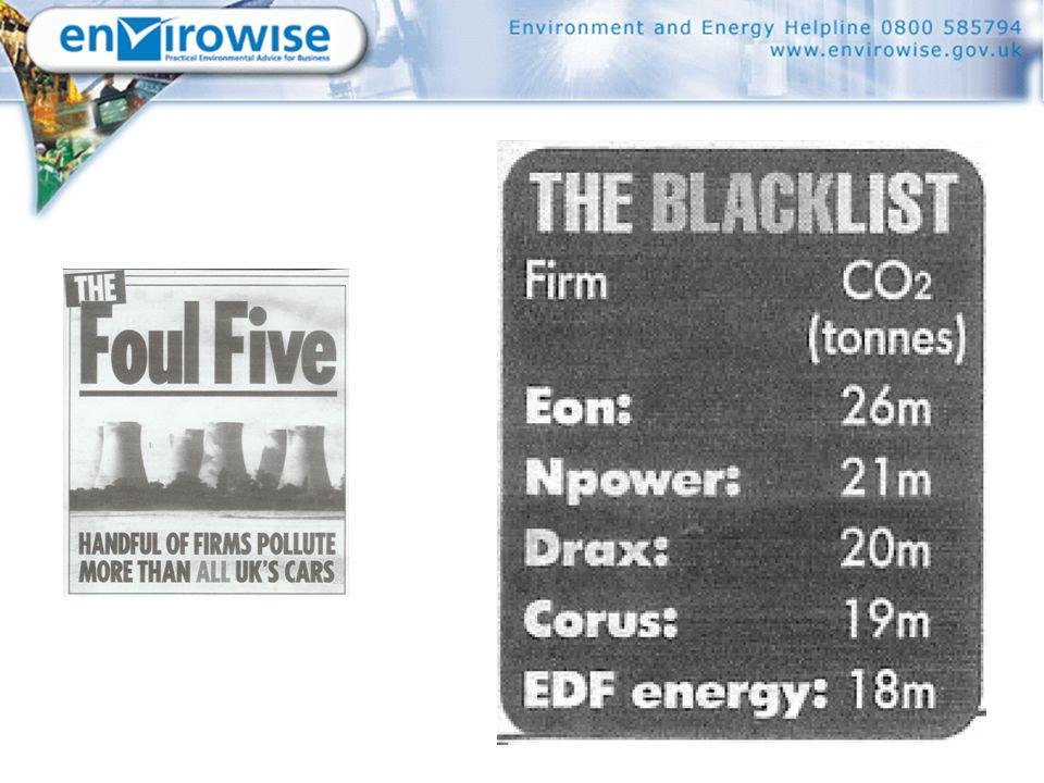 What is Envirowise.