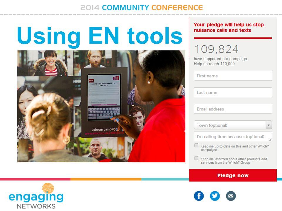 Using EN tools