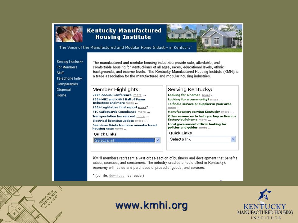 What resources does the KMHI provide to help you keep up to date.