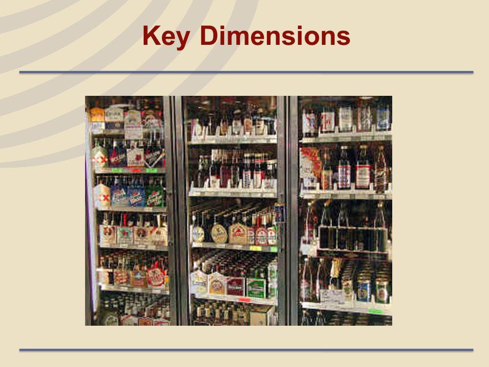 Key Dimensions