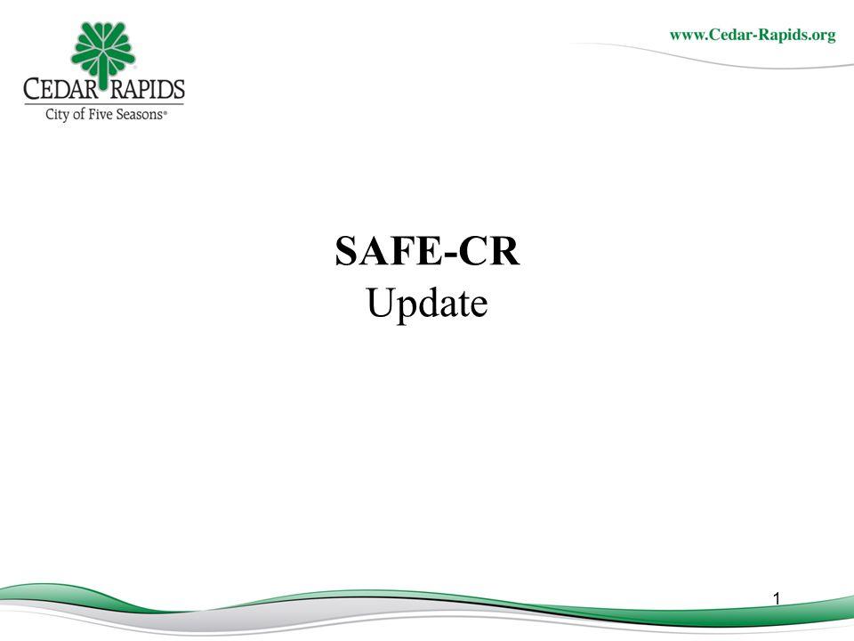 SAFE-CR Update 1