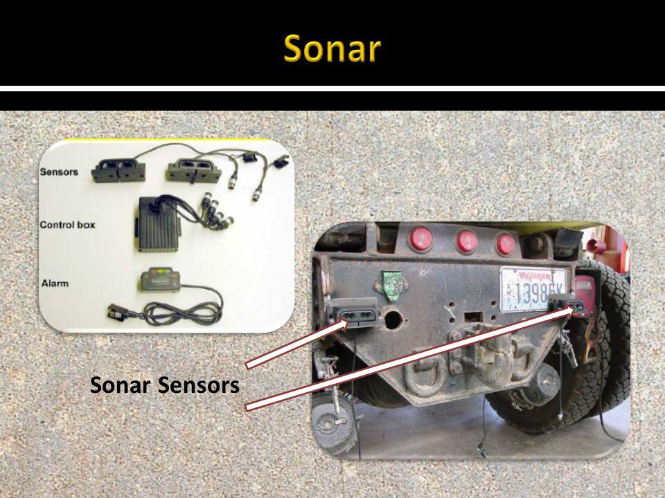 Sonar Sensors
