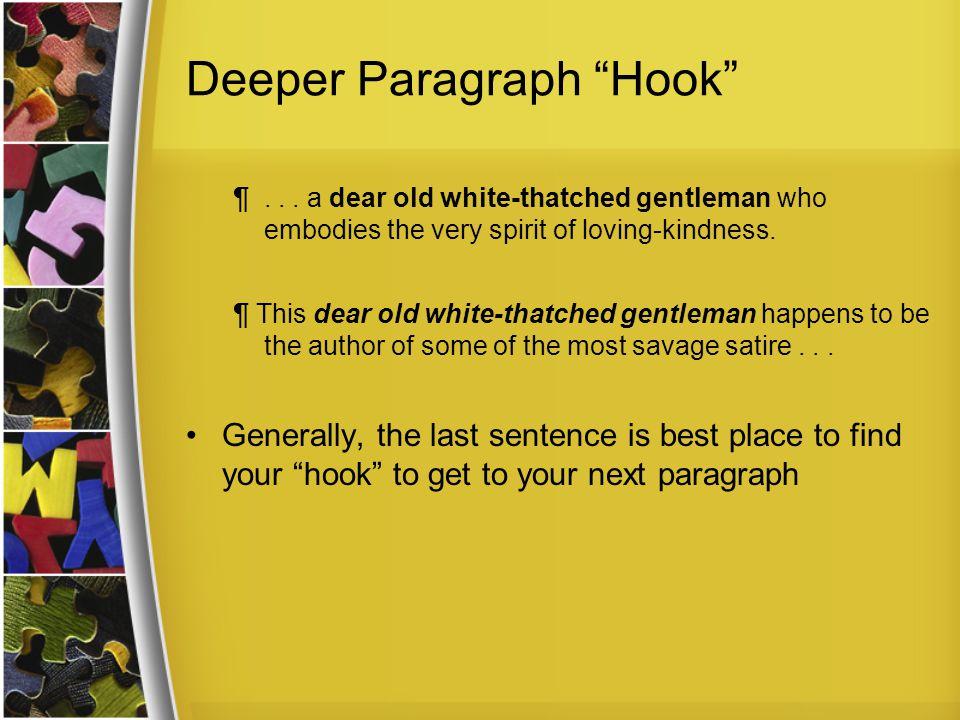 Deeper Paragraph Hook ¶...